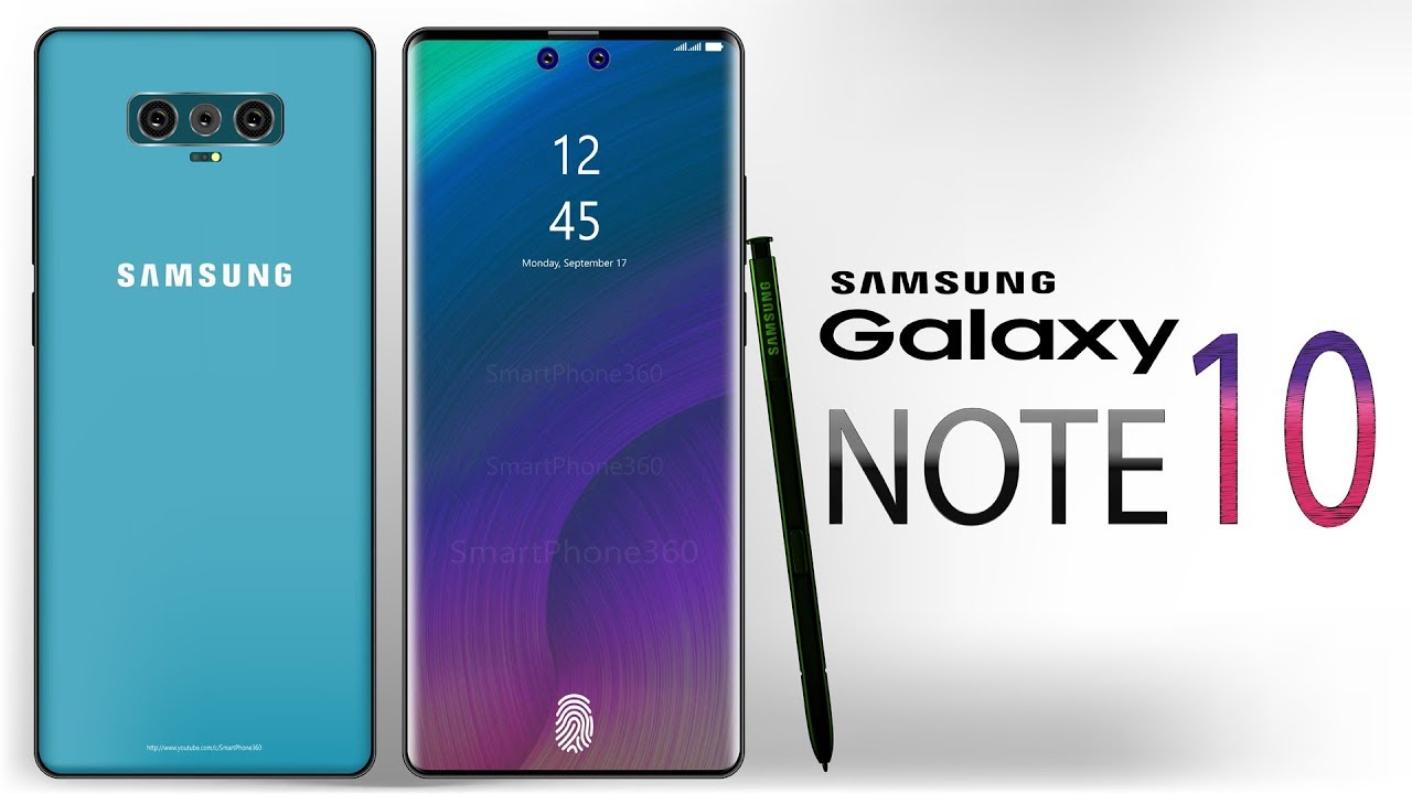 Galaxy Note10 5G Network