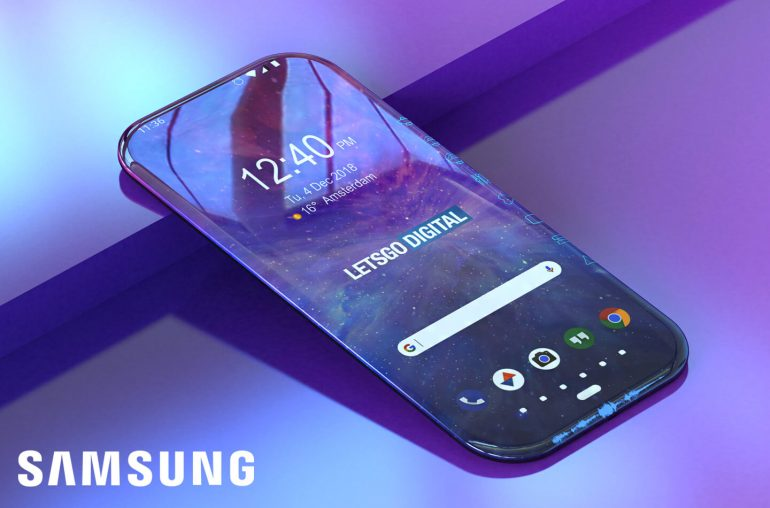 Concept & Images Of Galaxy S11